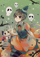 happy Halloween 2015 by Sei00