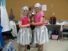 SchoolHouse Rock- Comet Girls by CostumesbyCait