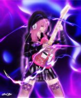 Super Sonico: Nitro Sounds by Axel-Doi