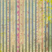 Grunge striped background by yko-54