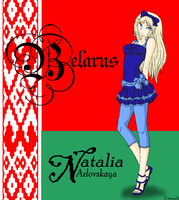Belarus spring outfit by asuka-the-hedgehog