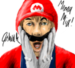 Matt-Mario by JekHazit