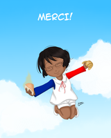 Merci ! by shinjuco