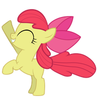 Windy Applebloom by CheshireTwilight