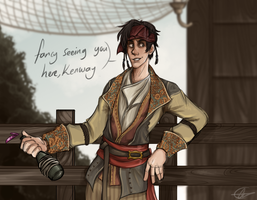 AC4 - Fancy seeing you by SarcasticBrit