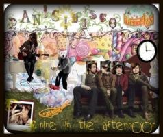 My Panic at the Disco banner by animecraze342