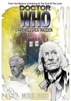 Doctor Who - Book Cover by jlfletch