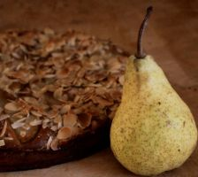 Pear Cake II. by SuirisWhite