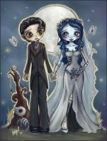 Corpse Bride by OrganicPancakes