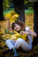 Autumn with a smile by PYFF