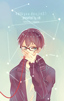 hq: tears [kageyama side] by califlair