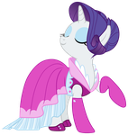 MLP: Fabulous Rarity is fabulous by FloppyChiptunes