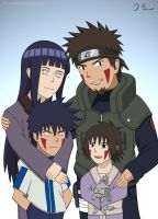 Inuzuka Family by PerfectDB