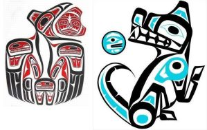 next two tattoos by wild-horse