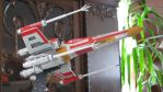 Recycled X-wing Almost Done! by Defibulator