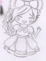 Drawing Request: Denise Serene Pascual by CelestiaLauren