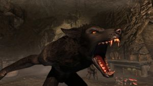 [WIP] Skyrim werewolves! Edit: now downloadable! by Xaishi