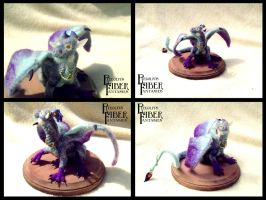 For Sale: Kia'Lorae the Dragoness by shadechristiwolven