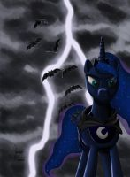 Princess of the Night by ZevironMoniroth
