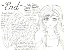Tears and Quotes by AngelValkyrie23