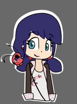 Marinette by Totaporota