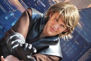 Anakin Skywalker by BellesAngel