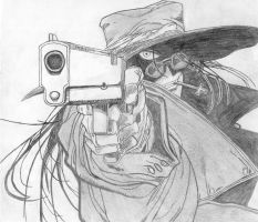 Alucard - Master of Monster by Chaotic-Symphony
