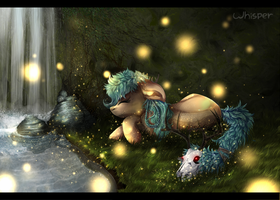 Luminescent Dreams by LittleWhispurr