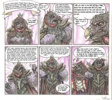 Ask the skeksis 15 by SkekLa