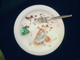 A plate in life by lundi