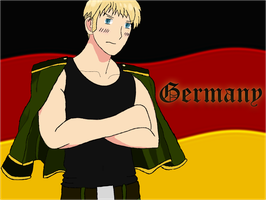 Germany by Xscape-rtist