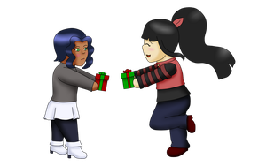 Ninth Day of Chibis by Rose-Songstress