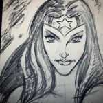 tuesday wonderwoman warm up by darkskythe1979