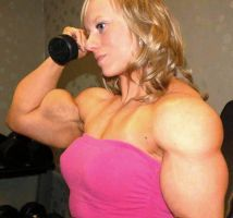 Wendy muscled by Turbo99