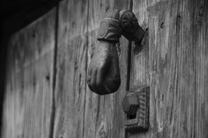The Knocker by onurkaya