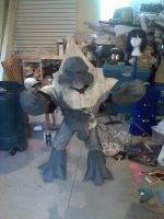 Further Gruntification - WIP by NovemberAdam