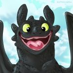 Fan Favorite Series #6 - Toothless by sophiecabra