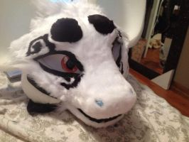 Plastic Head Update by FluffyMonstrosity
