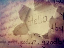hello goodbye by xChristina27x