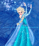 Frozen - Elsa III by OoMeli