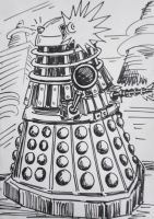Exterminate by DustyPaintbrush