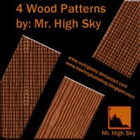 Wood Patterns by MrHighsky