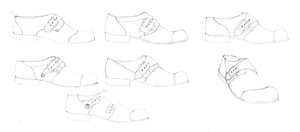 Monk Shoe Designs by Marcusstratus
