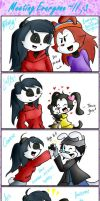 Comic: Meeting the Community Part 1 by Mikireikai