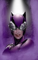 Catwoman by JeffieB