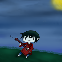 .:Late Night Jam Session:. by Hylian-Of-Dreamz