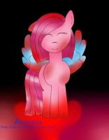 Rainbow wings are mine ... forever by Anarara