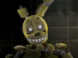 Springtrap by Blewder
