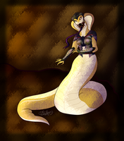 COMMISSION- Viper by luv4horsez