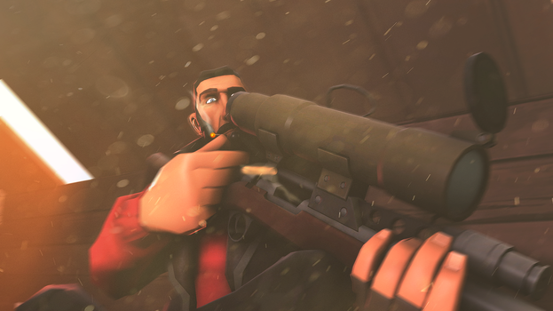 SFM| Unseen Shot by TheRagnar